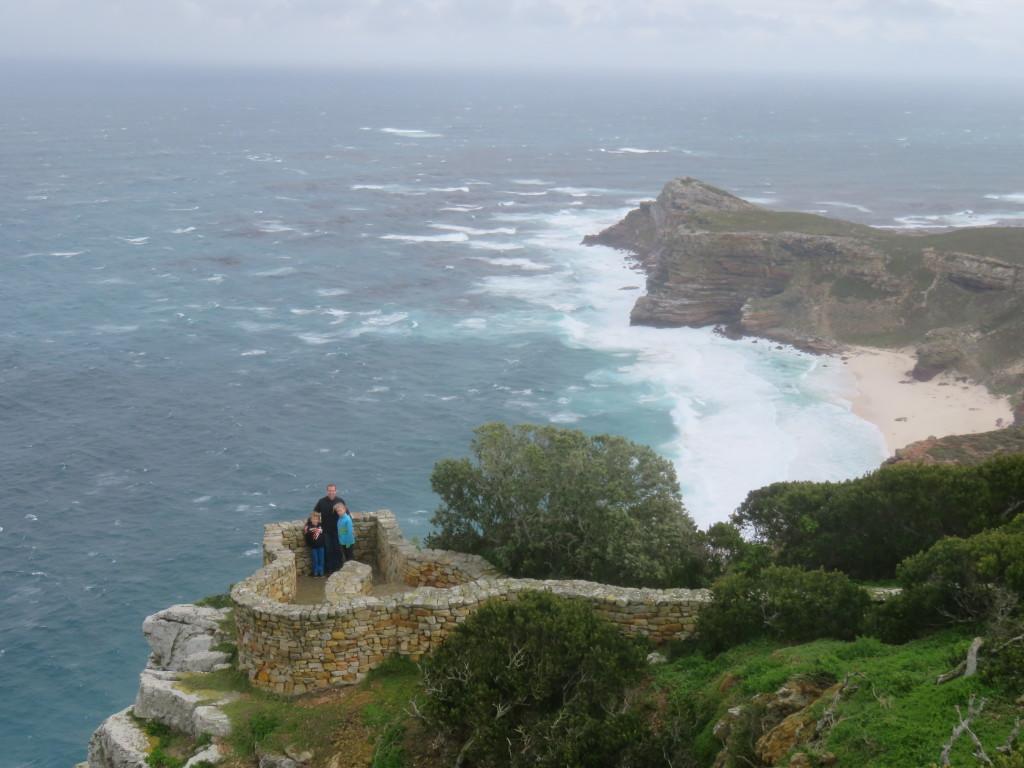 Cape Point en Kaap de Goede Hoop