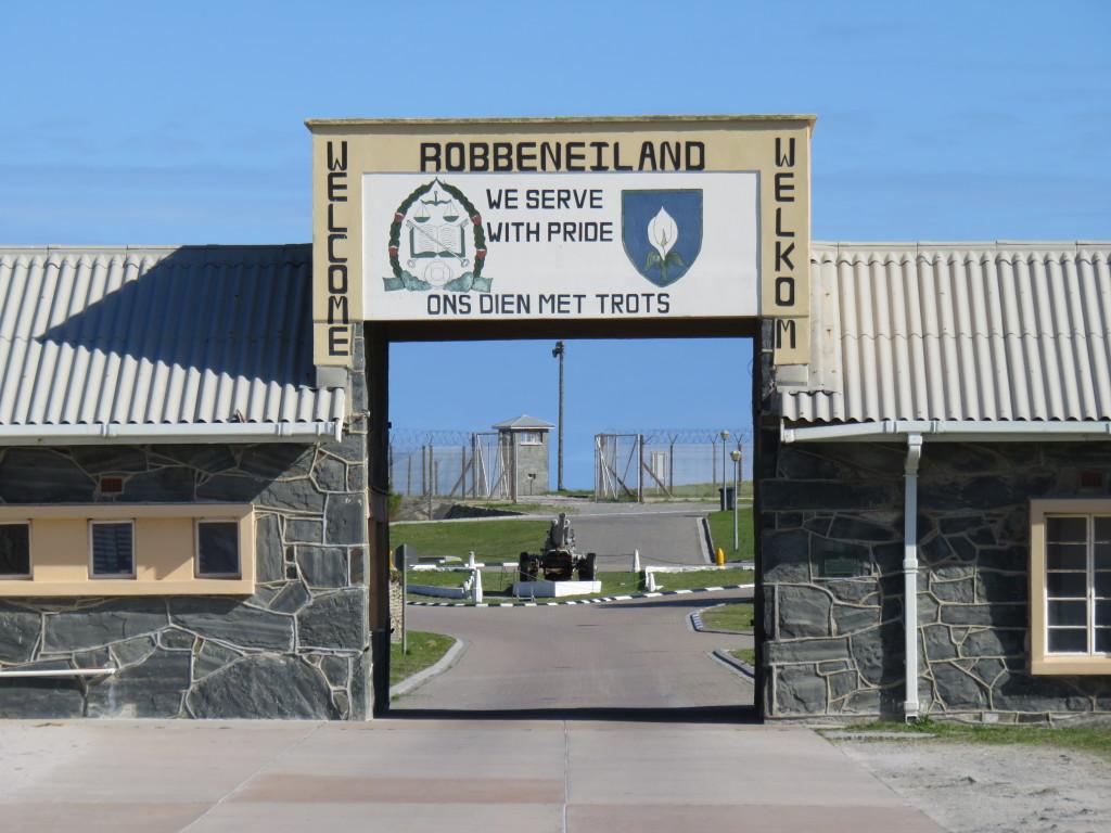 Robbeneiland, zo indrukwekkend