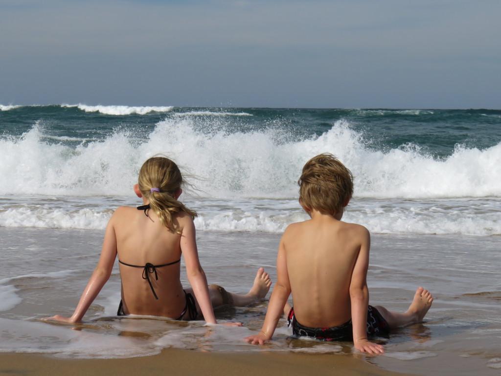 Zee en strand, altijd een succes