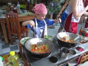 Koken in Chiang Mai