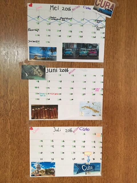 Aftelkalender Nora