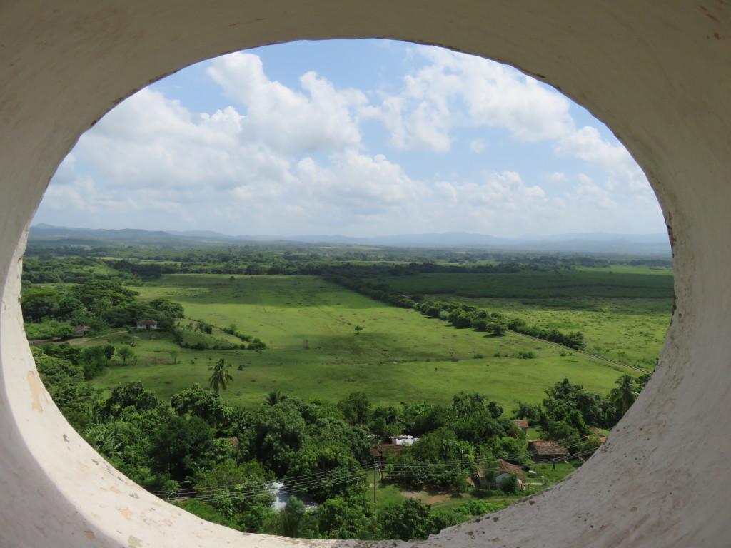 landschap Cuba