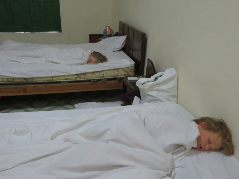 Trinidad bed