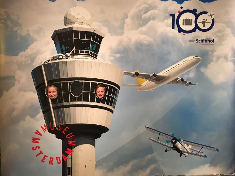 Amsterdam Museum 100 jaar Schiphol