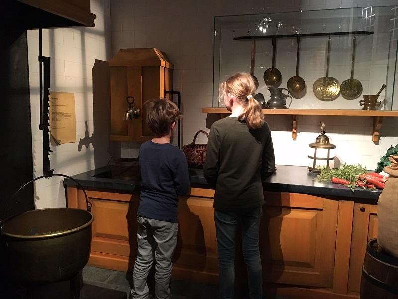 Amsterdam Museum keuken