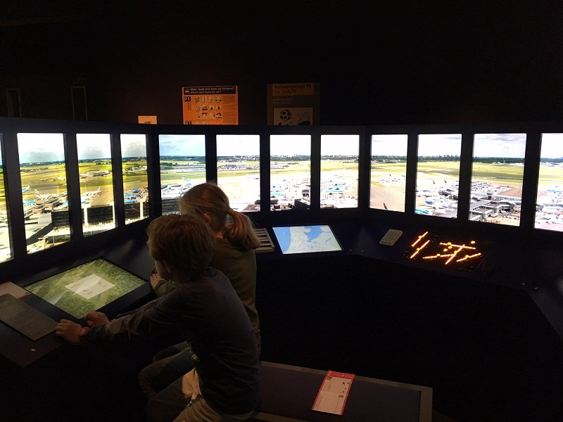 Amsterdam Museum verkeerstoren