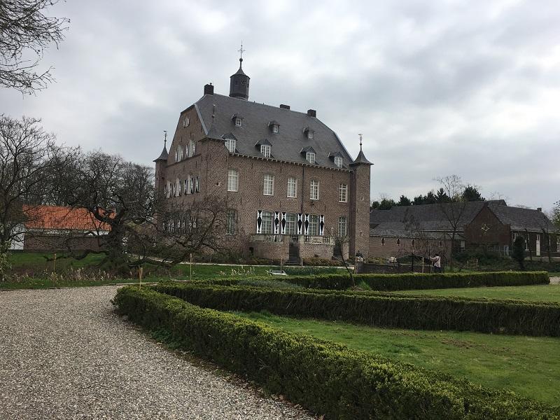 bijzondere kastelen in Europa: Kasteel Aldenghoor