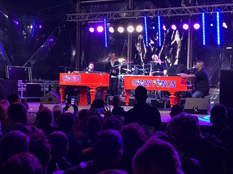 Crazy Pianos