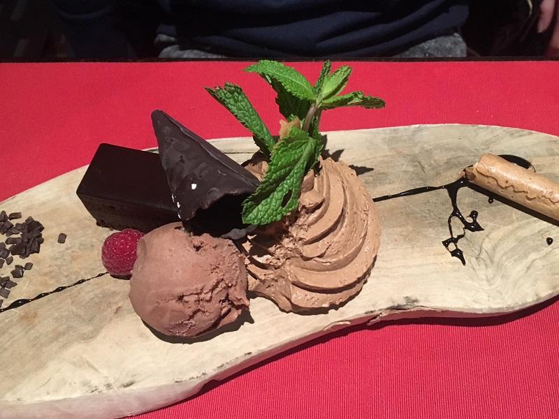 Dessert Brasserie Maasduinen