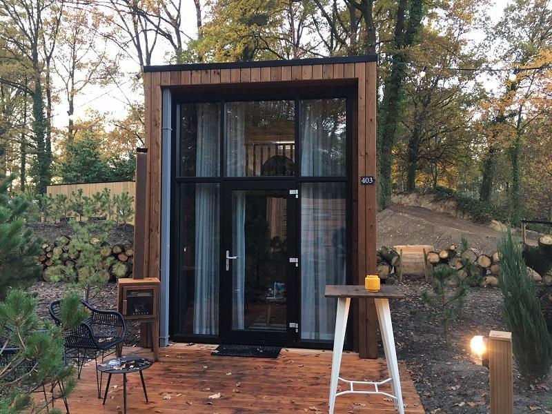 Tiny House Droompark Maasduinen