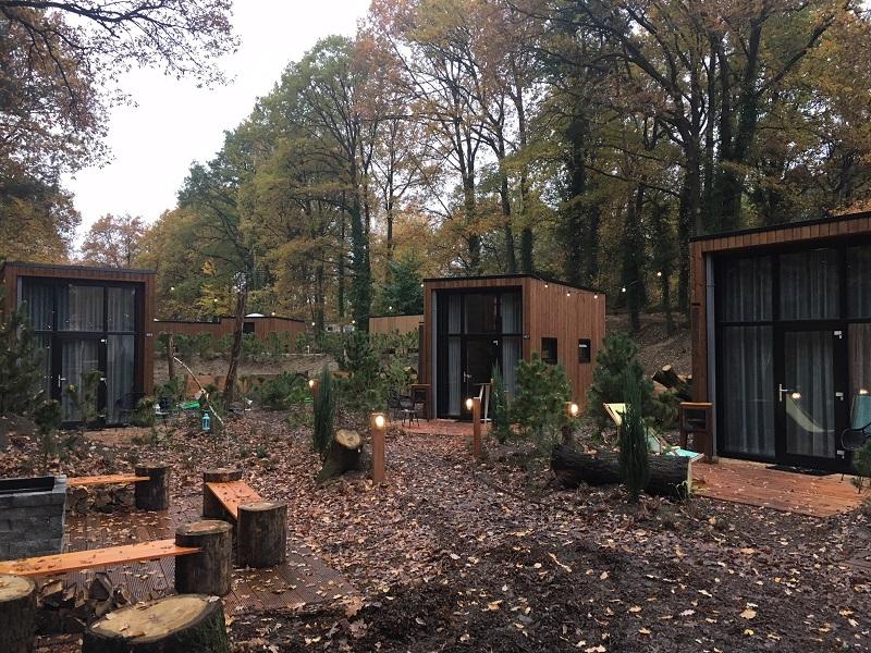 Tiny Houses Droompark Maasduinen Limburg