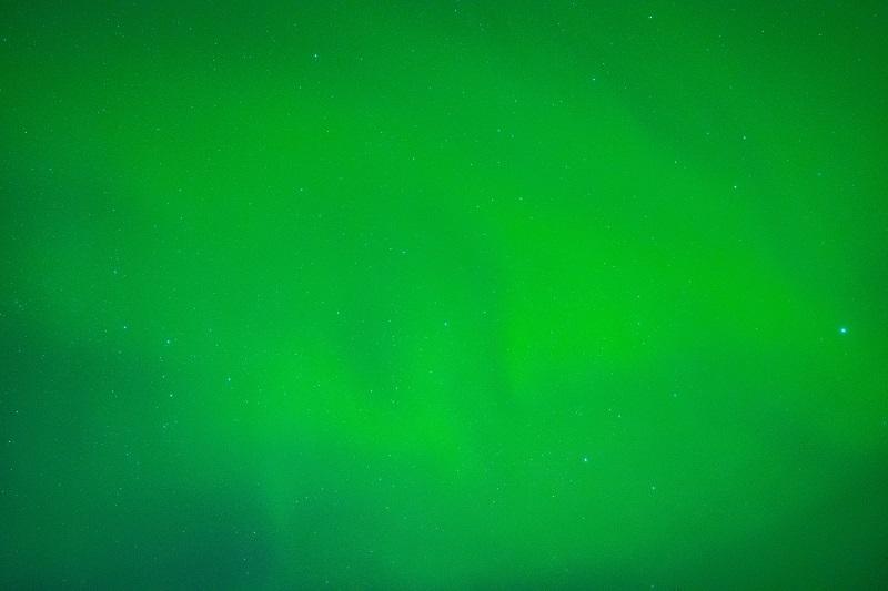 Noorderlicht in Zweeds Lapland 4
